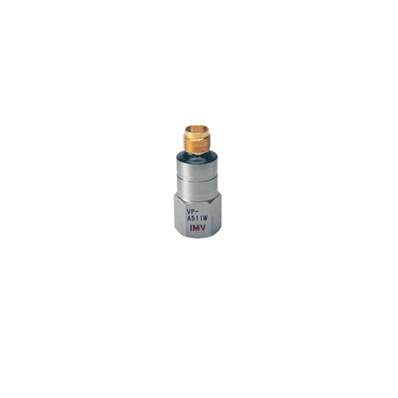 Isolated/Water-proof(Splash-proof)VP-A51 IW Accelerometer with build-in Pre-amplifier