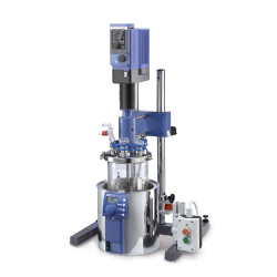 Thiết bị phản ứng IKA LR-2.ST Package 1 Laboratory reactor incl. Eurostar stirrer drive