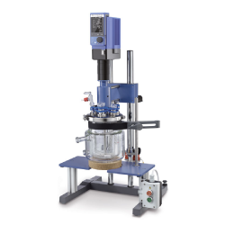 Thiết bị phản ứng IKA LR-2.ST Package 2 Laboratory reactor incl.  Eurostar stirrer drive