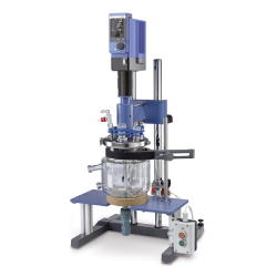 Thiết bị phản ứng IKA LR-2.ST Package 3 Laboratory Reactor incl. Eurostar stirrer drive